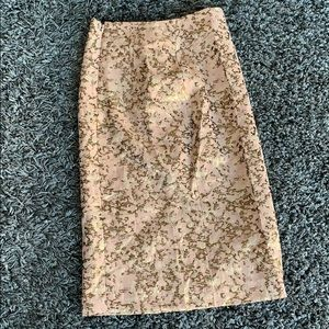 Topshop Baroque Skirt- NWT!